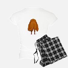 Big Nose Irish Setter Pajamas