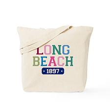 Long Beach 1897 Tote Bag