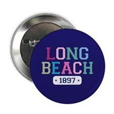 "Long Beach 1897 2.25"" Button"