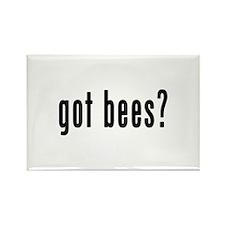 GOT BEES Rectangle Magnet