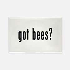 GOT BEES Rectangle Magnet