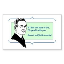Cute Hilarious valentine Decal