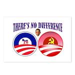 SOCIALIST LEADER Postcards (Package of 8)