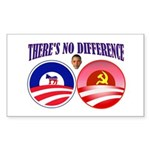 SOCIALIST LEADER Sticker (Rectangle)
