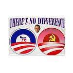 SOCIALIST LEADER Rectangle Magnet (10 pack)