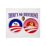 SOCIALIST LEADER Throw Blanket