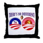 SOCIALIST LEADER Throw Pillow