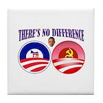 SOCIALIST LEADER Tile Coaster