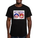 SOCIALIST LEADER Men's Fitted T-Shirt (dark)