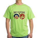 SOCIALIST LEADER Green T-Shirt
