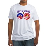SOCIALIST LEADER Fitted T-Shirt