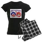 SOCIALIST LEADER Women's Dark Pajamas
