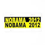 SOCIALIST LEADER Aluminum License Plate