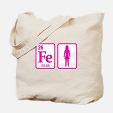 Ironwoman Element Tote Bag