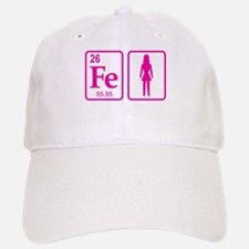 Ironwoman Element Baseball Baseball Cap