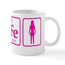 Ironwoman Element Mug