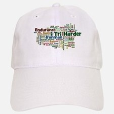 Ironman Triathlon Jargon Hat