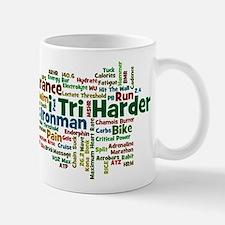Ironman Triathlon Jargon Small Small Mug