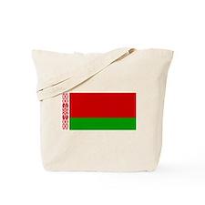 Belarus Flag Tote Bag