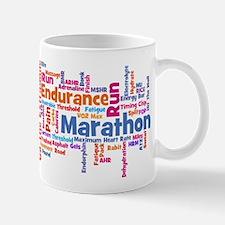 Runner Jargon Small Small Mug