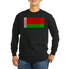 Belarus Flag T