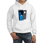 Recycling School Items Hooded Sweatshirt