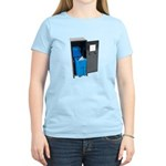 Recycling School Items Women's Light T-Shirt