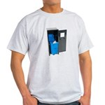 Recycling School Items Light T-Shirt