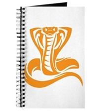 King Cobra Snake Journal