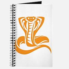 King Cobra Snake Journal