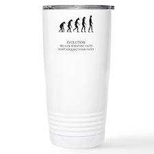I love evolution Travel Mug