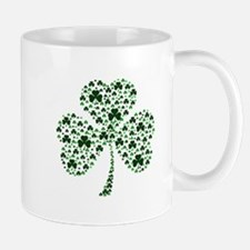Irish Shamrocks Mug