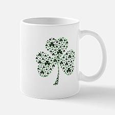 Irish Shamrocks Small Small Mug