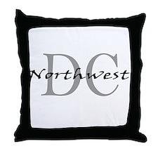 Northwest Throw Pillow