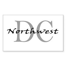 Northwest Rectangle Decal