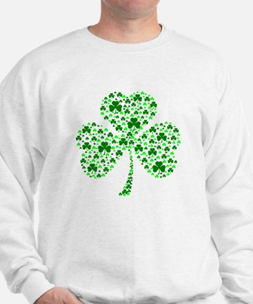 Irish Shamrocks Jumper