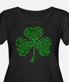 Irish Shamrocks T