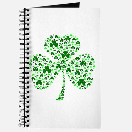 Irish Shamrocks Journal