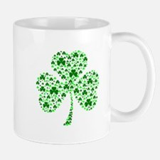 Irish Shamrocks Mug