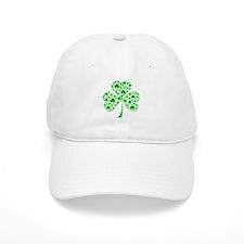 Irish Shamrocks Baseball Cap