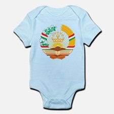 Tajikistan Infant Bodysuit