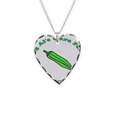 Big Al's Okra Farm Necklace