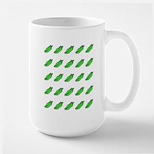 Many Okra Mug