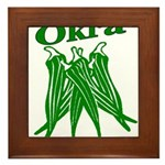 OIKRA Framed Tile