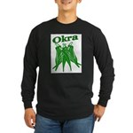 OIKRA Long Sleeve Dark T-Shirt