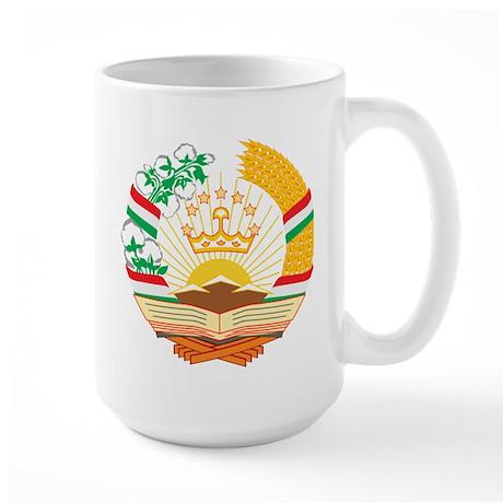Tajikistan Large Mug