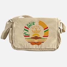 Tajikistan Messenger Bag