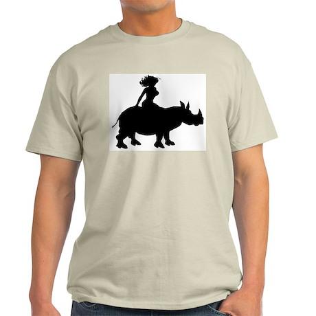 lady_rhino T-Shirt