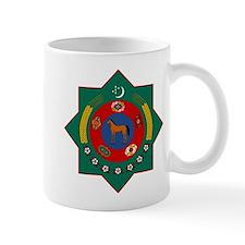 Turkmenistan Mug
