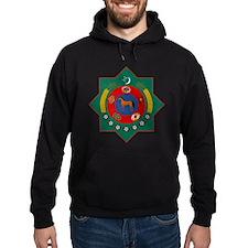 Turkmenistan Hoodie